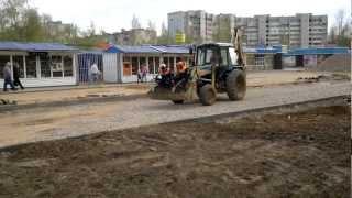 Дорожные рабочие )))