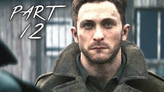 CALL OF DUTY WW2 Walkthrough Gameplay Part 12 - Ambush - Campaign Mission 9 (COD World War 2)