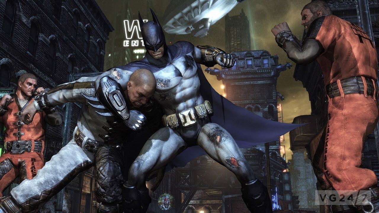 Entrevista de Batman: Arkham City