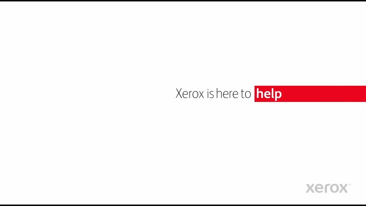 Cómo Xerox ayuda a los clientes a afrontar la COVID-19 YouTube Video