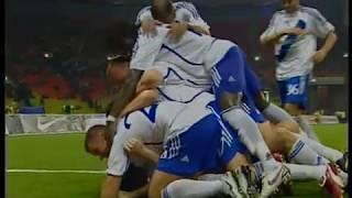 Спартак - Динамо Киев. ЛЧ-2008/09 (1-4)