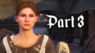 Kingdom Come Deliverance Gameplay Walkthrough Part 3 - HOMECOMING & THERESA (Full Game)