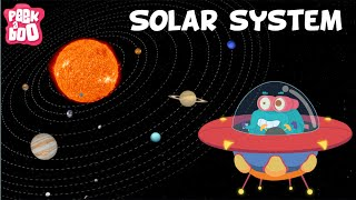 SOLAR SYSTEM - The Dr. Binocs Show | Best Learning Videos For Kids | Peekaboo Kidz