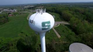 Slippery Rock University Aerial Tour