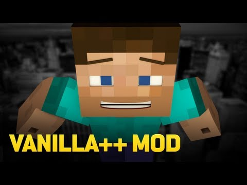 Minecraft Mod Spotlight: Vanilla ++ (New ores, gems, ingots and WEAPONS!) (1.4.7)