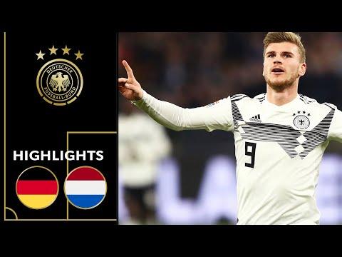 Timo Werner's brilliant strike | Germany vs Netherlands 2-2 |Highlights | UEFA Nations League