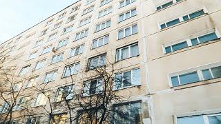 РЕМОНТ убитой КВАРТИРЫ за 100 тысяч рублей! СУПЕР БЮДЖЕТНО - Senya Miro
