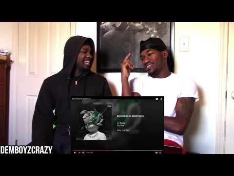 c5c9d12e4d52b4 Lil Baby FT. Gunna - Business Is Business Reaction