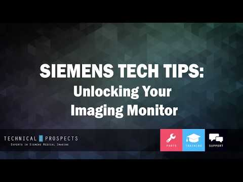 Unlocking Your Siemens Imaging Monitor