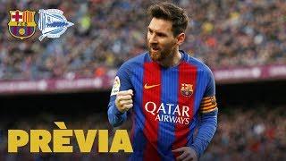 FC Barcelona - Alabès: la prèvia de la final de la Copa del Rei
