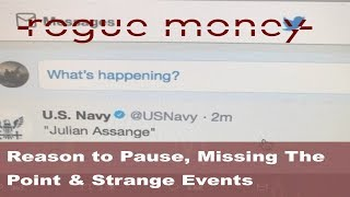 Rogue Mornings - Reason To Pause, Missing The Point & Strange Events (12/26/17)