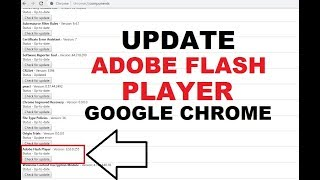 How to Enable or Update Adobe Flash Player on Google Chrome Browser