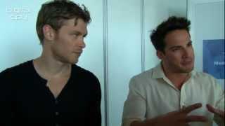 Interview de Joseph et Michael T à Monte Carlo (2012)