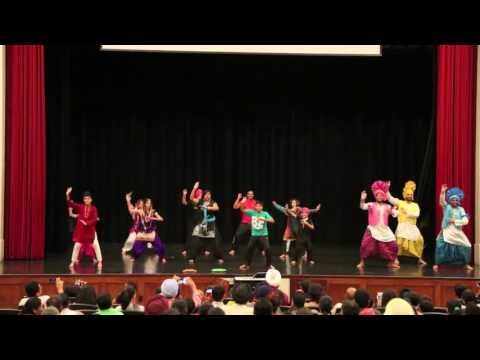 Intermediate Class - Bhangra Empire - 2013 Summer Dance Off