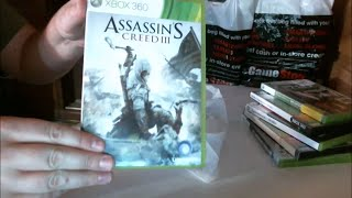 Gamestop Xbox 360 & One Used Games Pickup July 2016