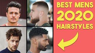 7 BEST Hairstyles For Men 2020 | Mens Hair 2020