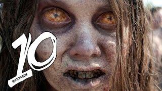 Najlepsze filmy o zombie!
