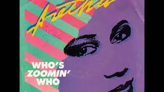 Aretha Franklin - Who's Zoomin Who (Radio Mix) (1985)