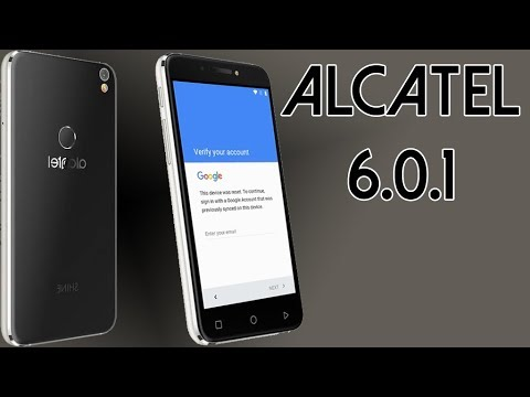Bypass Google Account ALCATEL A5 LED Remove Delete FRP 8085D