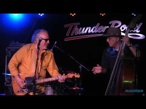 Steady Rollin' Bob Margolin and Mudcat Ward Live @ Thunder Road 6/10/16