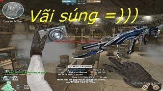 Bình Luận CF  AK12Knife <b>Iron </b>Spider  Tiền Zombie V4