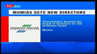 Business Today 12th December 2016 - Mumias Sugar gets new Board members