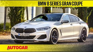BMW 8-series Gran Coupe Review | First Drive | Autocar India