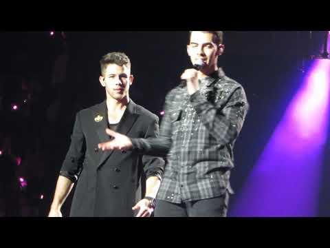 Jonas Brothers - Happiness Begins Tour - Boston 11/24/19