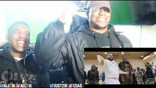 """BlocBoy JB & Drake """"Look Alive"""" Prod By: Tay Keith (Official Music Video)- REACTION"""