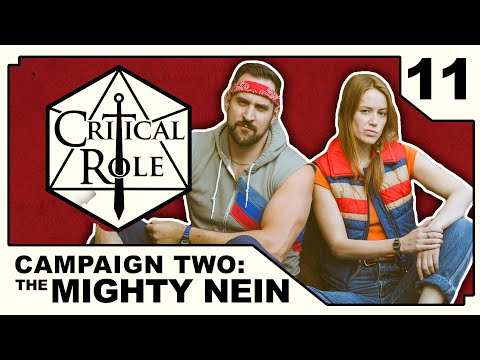 Zemnian Nights | Critical Role | Campaign 2, Episode 11