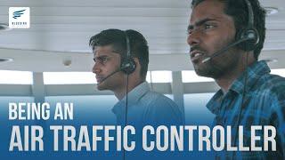 Being an Air Traffic Controller | India | Mumbai ATC | Short Film