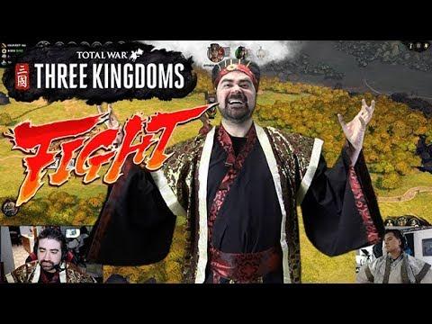 Total War: Three Kingdoms - AngryJoe vs OtherJoe!