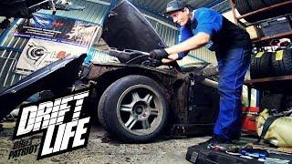 DRIFT LIFE #16 - Gruz Serwis + Testy! BMW E36 & E46