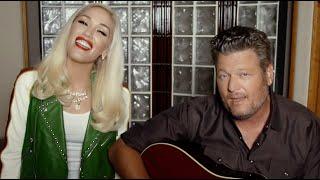 Blake Shelton - Happy Anywhere (feat. Gwen Stefani) (Acoustic)
