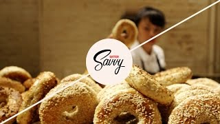 How to Make Amazing Bagels at Home - Savvy, Ep. 25 thumbnail