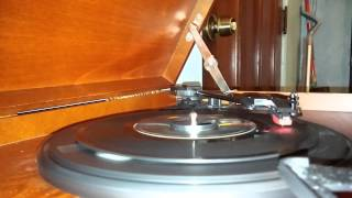 """The 4 Seasons- """"Silence is Golden"""" (45 RPM)"""