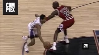 Allen Iverson's Most Badass Moments (Crossover Michael Jordan, Talking about Practice) | Complex - Video Youtube