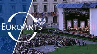 """Johann Strauss - Einzugsmarsch from the """"Zigeunerbaron"""" (Vienna Philharmonic Orchestra, Zubin Mehta)"""
