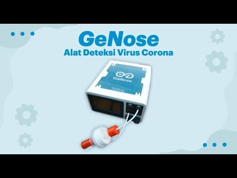 Mengenal GeNose, Alat Deteksi Virus Corona
