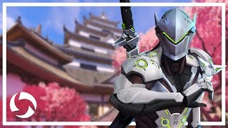 Heroes of the Storm Gameplay: Genji on Hanamura (HotS 2.0 - Footage from Media Summit)