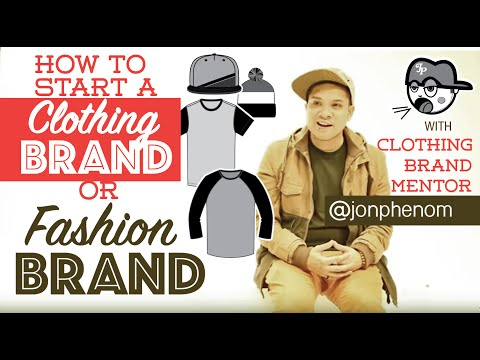 c5829b440be https   www.youtube.com watch v w3NWqfvTrAo How to start a clothing line or fashion  brand
