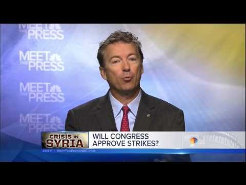 Rand Paul: 'It's at least 50/50' as to whether Congress will authorize