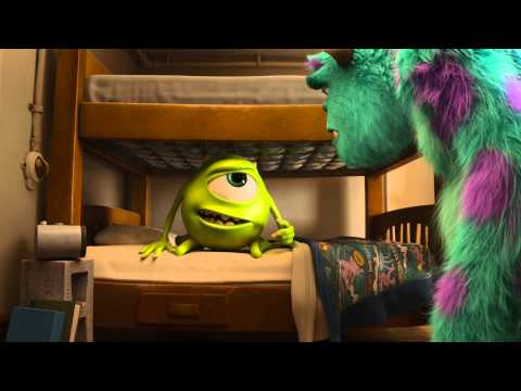 Monsters University (Clip 'First Morning')