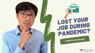Lost your job during the pandemic?