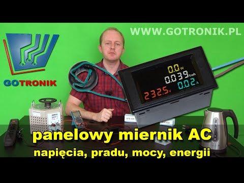 Transmisja odczytów liczników energii elektrycznej w Iżewsk