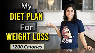 Lose upto 5 kg in 1 month- My full day Diet Plan | By GunjanShouts