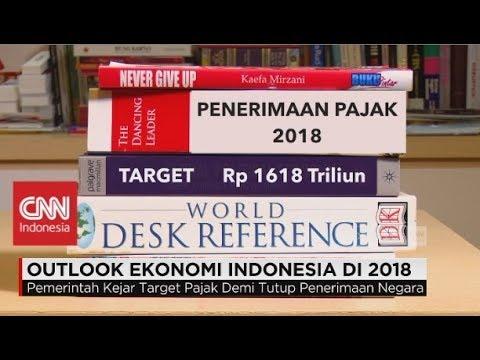 Outlook Ekonomi Indonesia di 2018