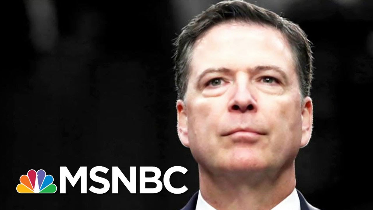 James Comey: One Donald Trump Tweet May Have Led To Russia Special Counsel | The 11th Hour | MSNBC thumbnail