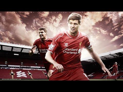 Steven Gerrard - Captain, Leader, Legend ● Best Moments, Skills, & Goals Ever ● Liverpool FC HD