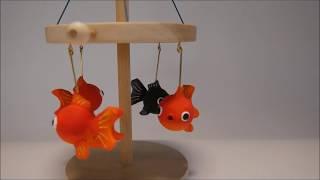 回転木金魚